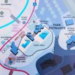 Map of Blackberry Farm, Cupertino.