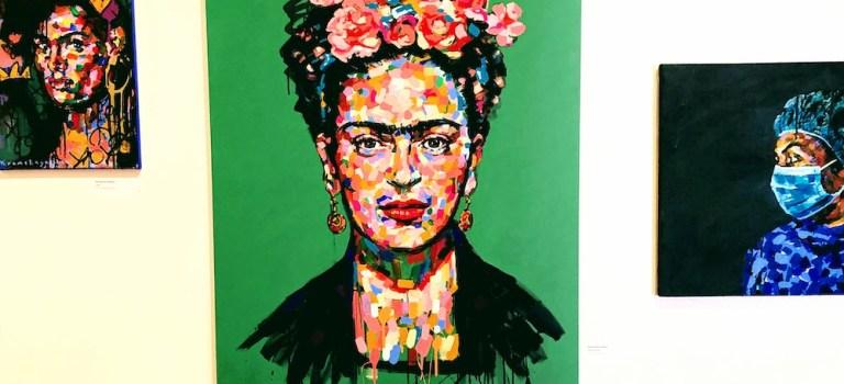 Paintings by Natasha Kramskaya
