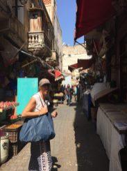 Around the souk
