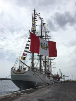 Peruvian Training Ship