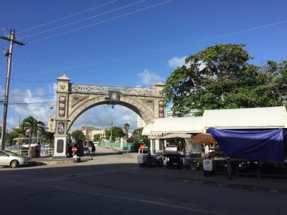 Around Bridgetown