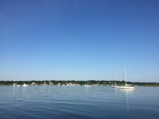 Peaceful anchorage 2