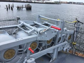 Depth charges