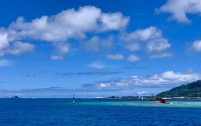 Huahine to Raiatea