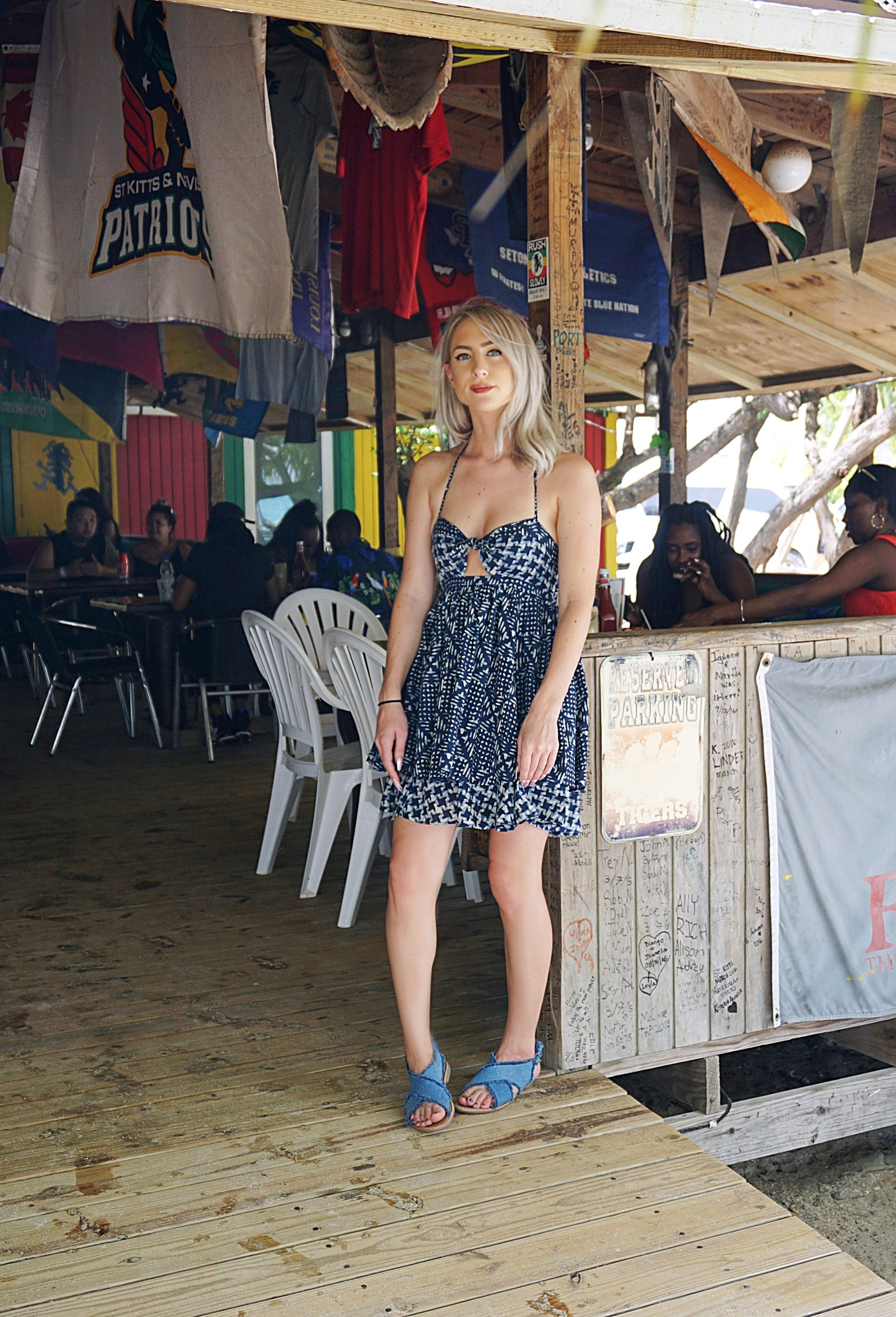 Shades of Blue in St. Kitts | Until The Very Trend