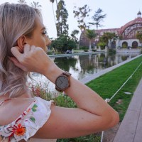Spring Arm Candy With JORD Wood Watches + GIVEAWAY