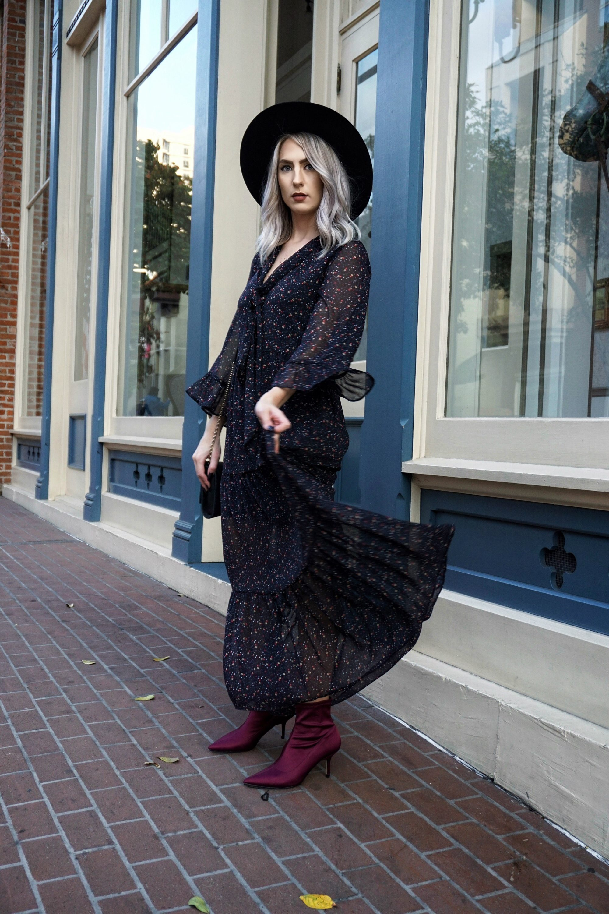 Dresses In December | Until The Very Trend