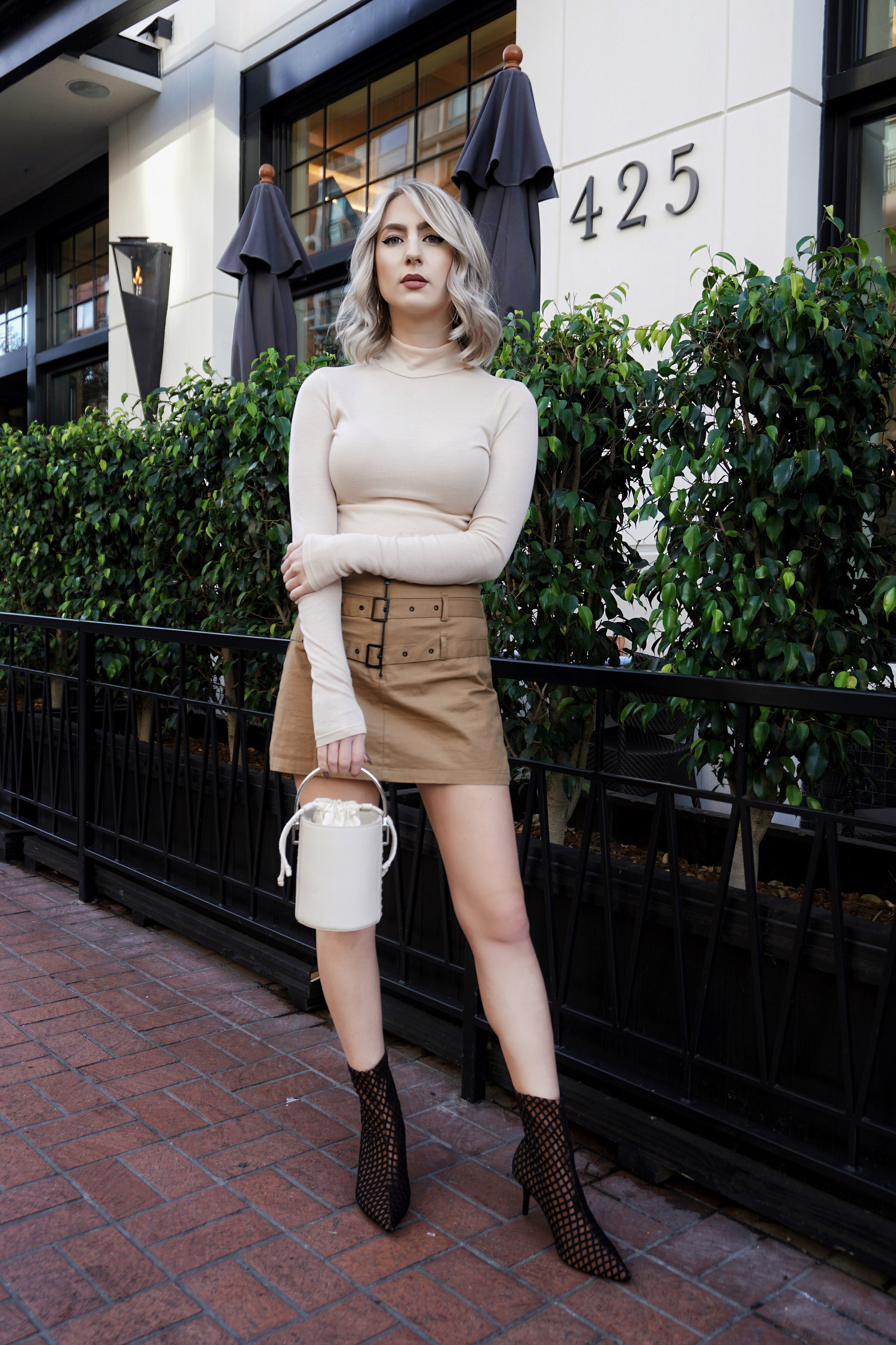 How To Style Monochrome Nudes | Until The Very Trend
