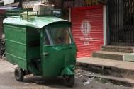 Green Motor Cart Jessore