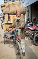 Old Man Courier Jessore