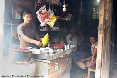 Street Cafe Jessore