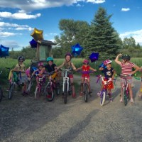 Birthday Bike-a-Palooza