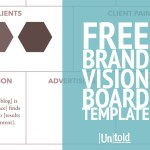 FREE Brand *Vision* Board Template