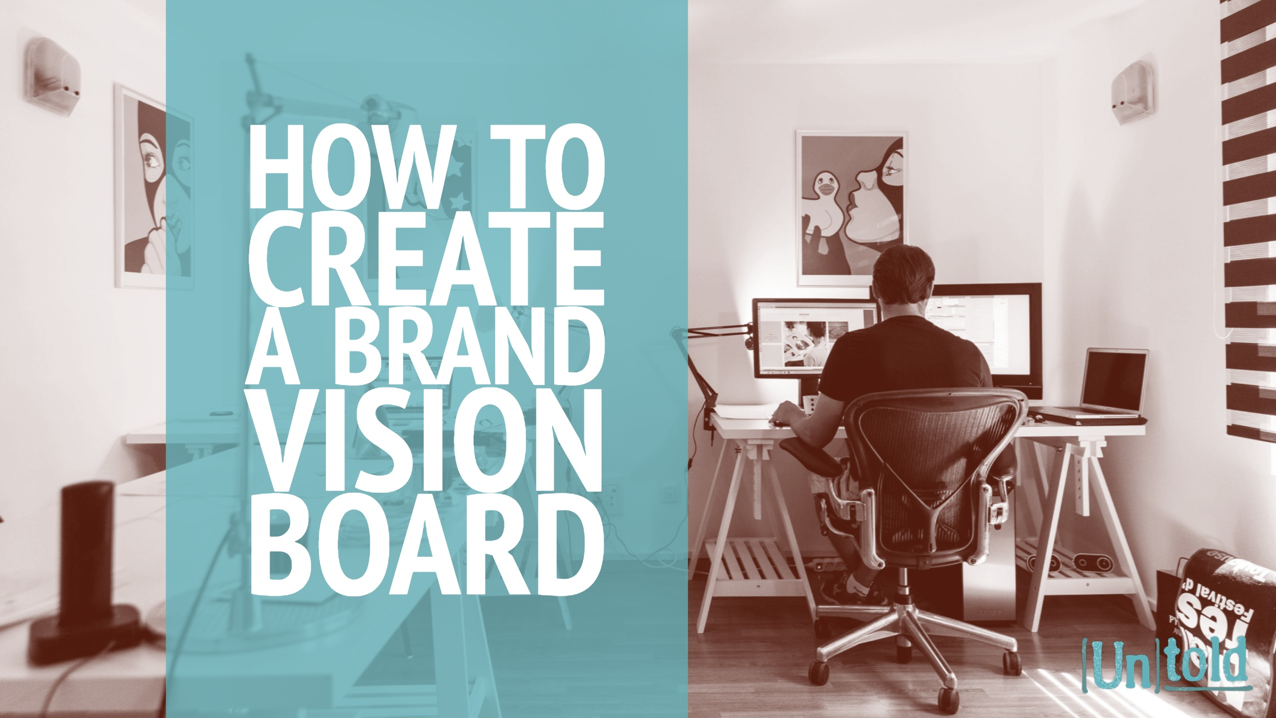 Free Vision Board Template | Content Marketing Best Practices