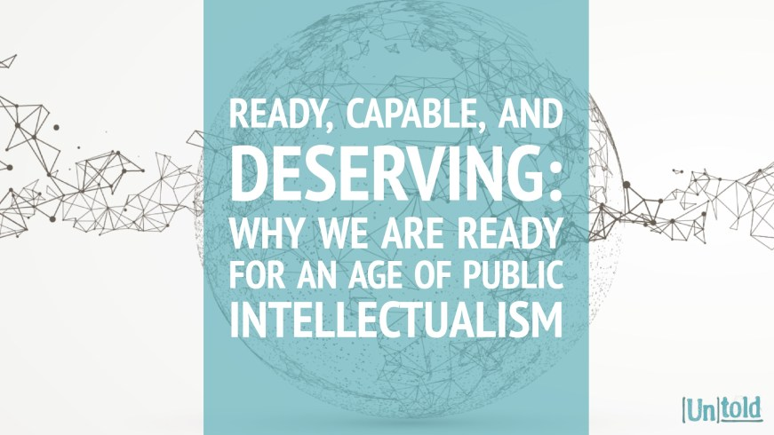 Public Intellectual