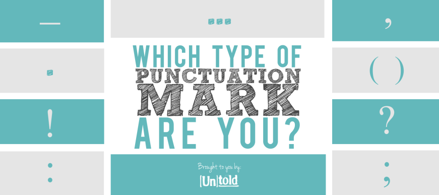 Which Type of Punctuation Mark Are You? Quiz