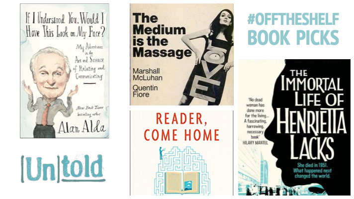 Book Recommendations for Writers: September 2018 Image