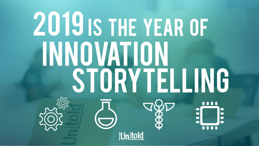 innovation storytelling