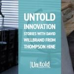 Untold Innovation Stories:  David Willbrand