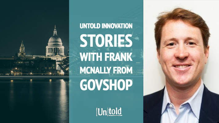 Frank McNally Untold Innovation Story
