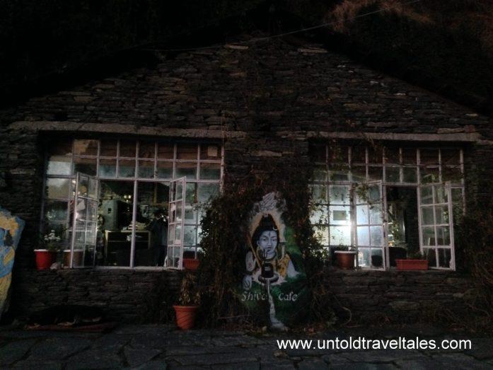 Shiva Cafe Bhagsunath Fall