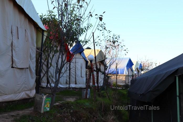 Swiss Camp Kanatal