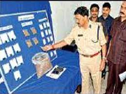 Rs 1.5 crore drug racket busted, PhD scholar, 2 others held | Hyderabad  News - Times of India