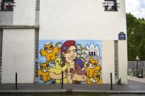 Rue Erckmann Chatrian