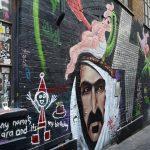 Melbourne graffitti