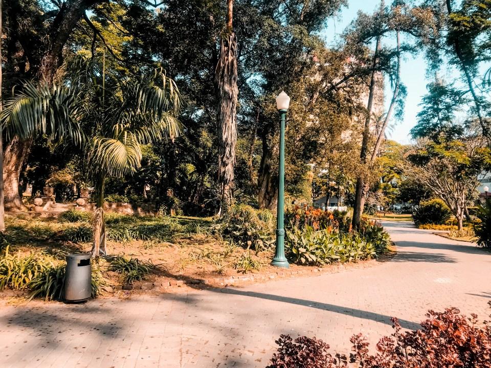 Botanischer Garten Highlights von Maputo