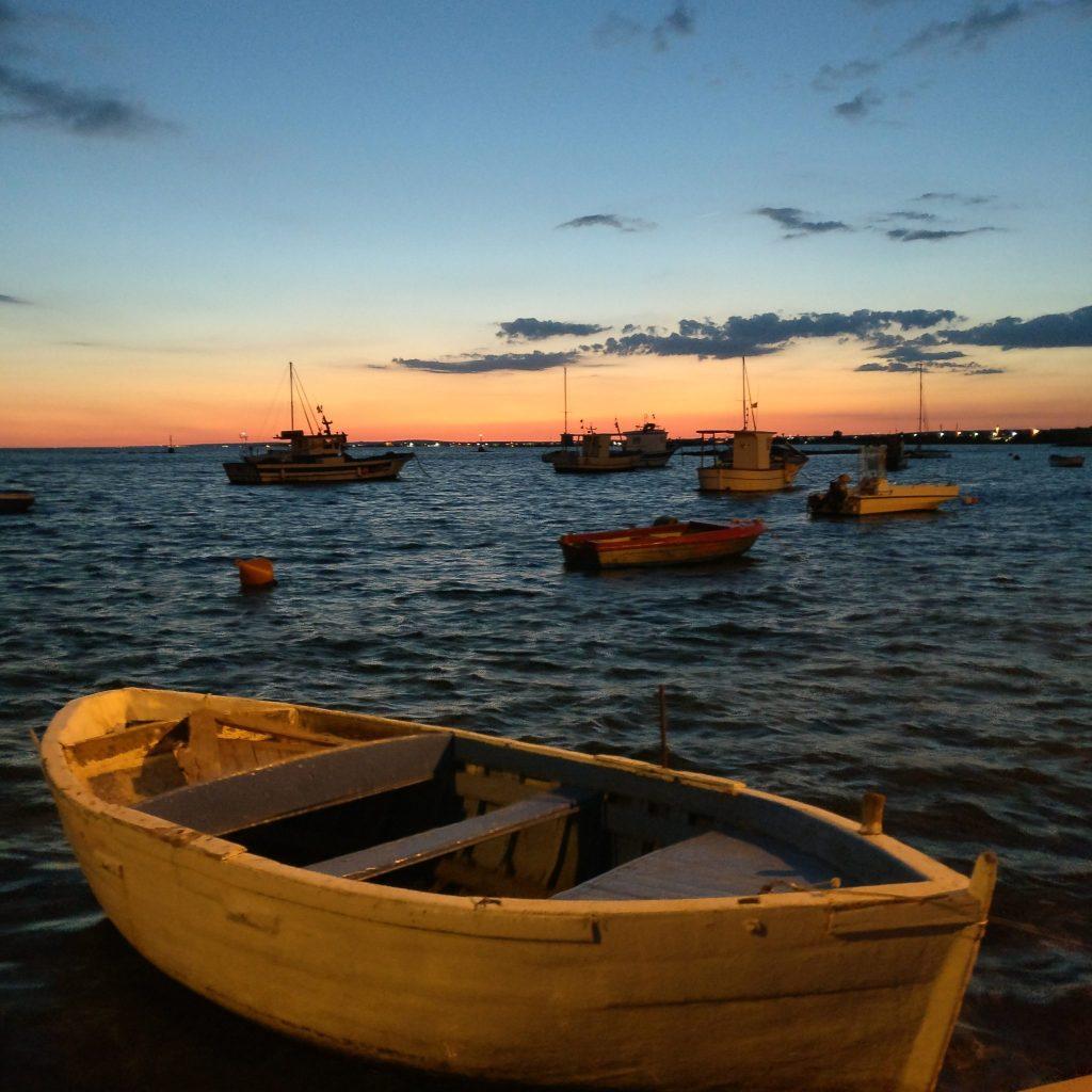 tramonto-porto-cesareo