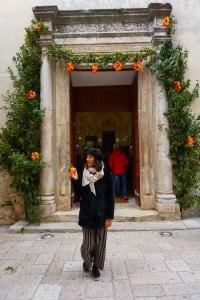 Kiki e le arance benedette del Gargano