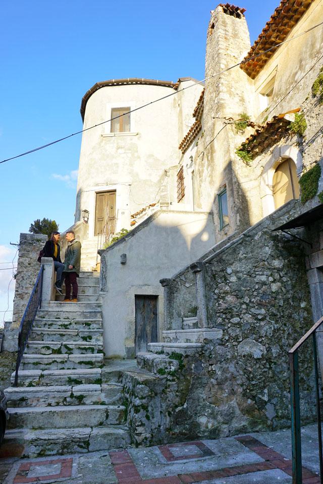 Vico del Gargano borgo