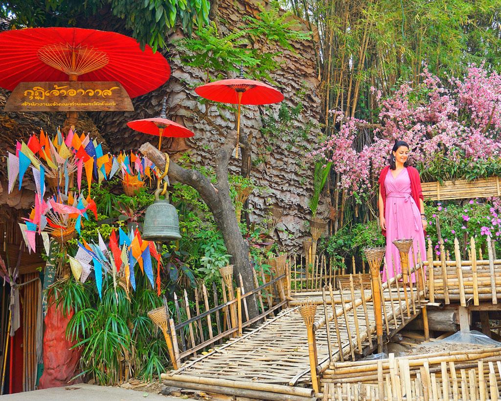 Chiang Mai Wat Pundtow
