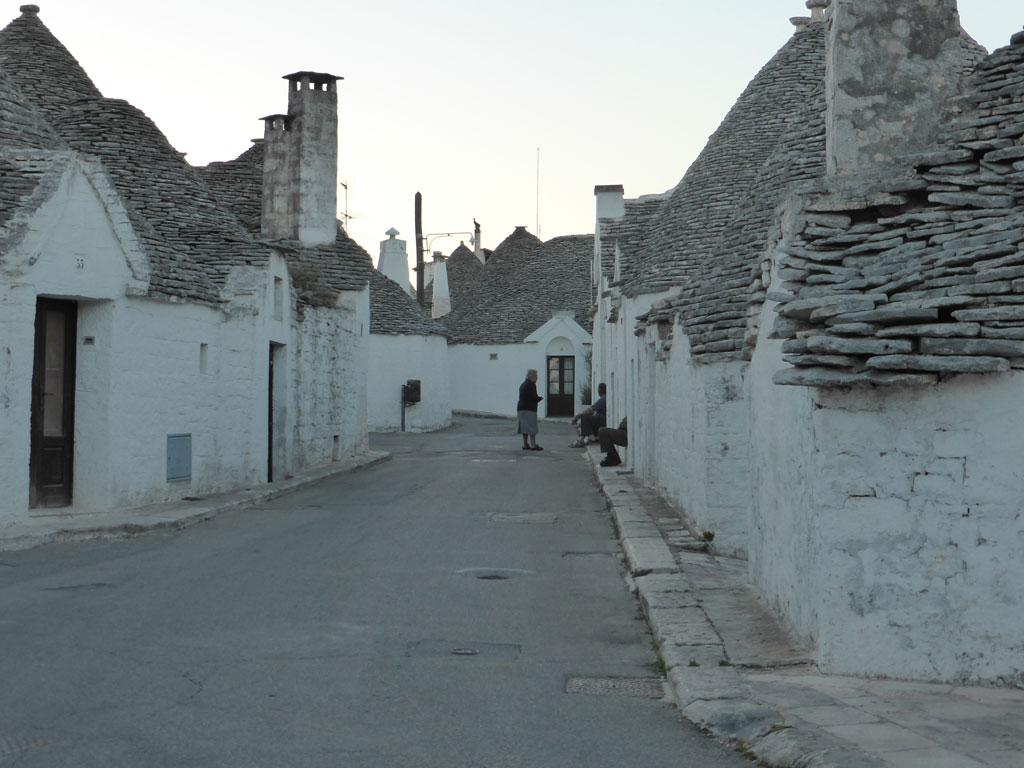 Alberobello Rione Aia Piccola