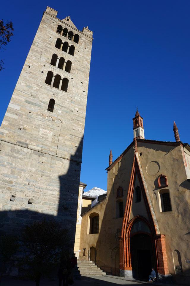 Collegiata di Sant'Orso Aosta