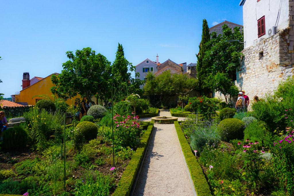 Sebenico giardino mediterraneo