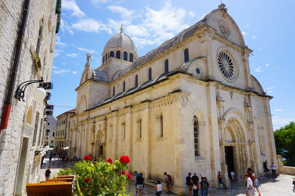 Sebenico Cattedrale San Giacomo