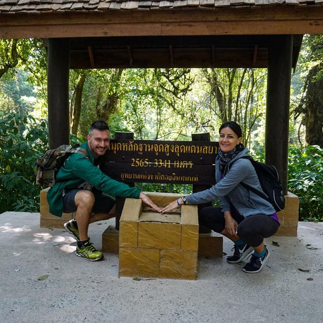 montagna piu alta thailandia