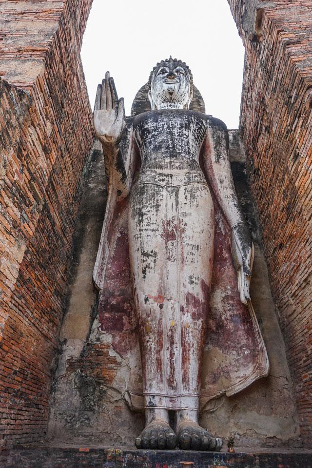 buddha wat mahathat