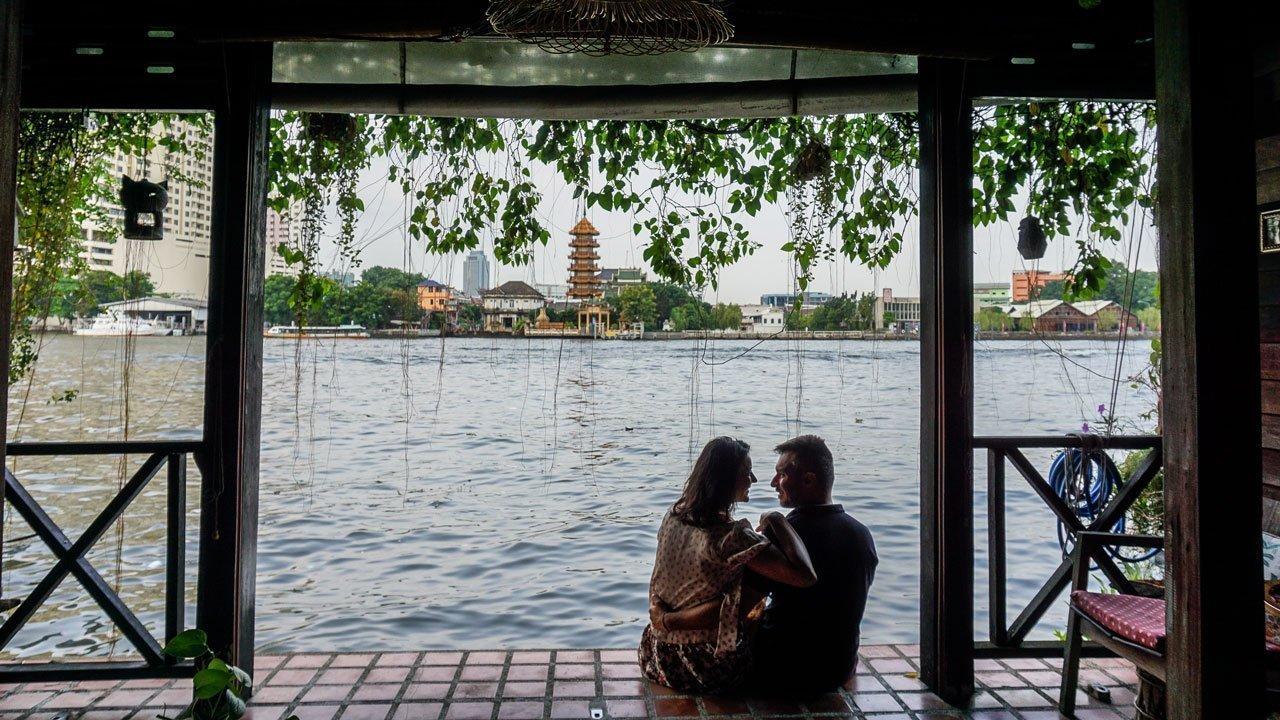 Dove dormire a Bangkok: il Loy La Long Hotel sul fiume Chao ...