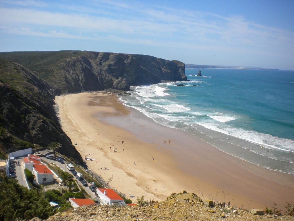 costa vicentina portogallo