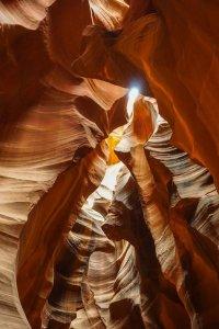 antelope canyon page