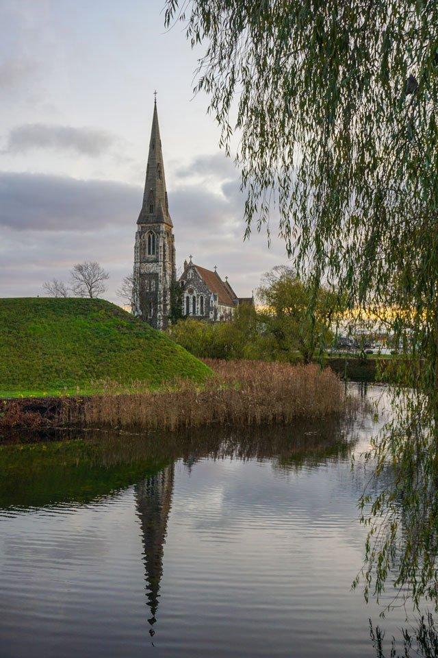 chiesa anglicana copenaghen