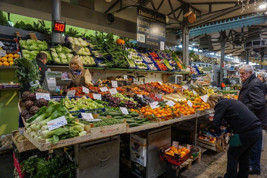 modena mercato coperto