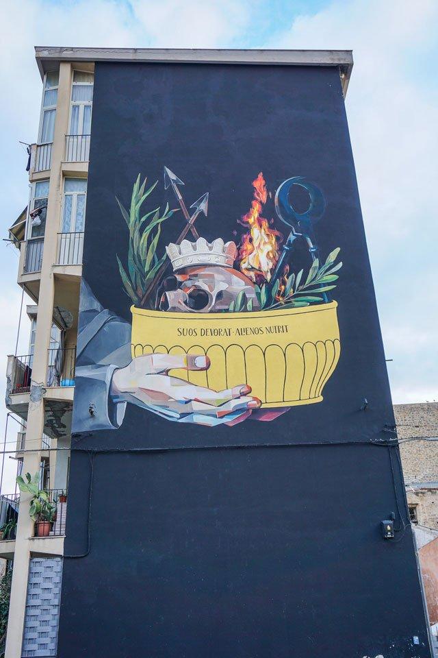 street art kalsa palermo