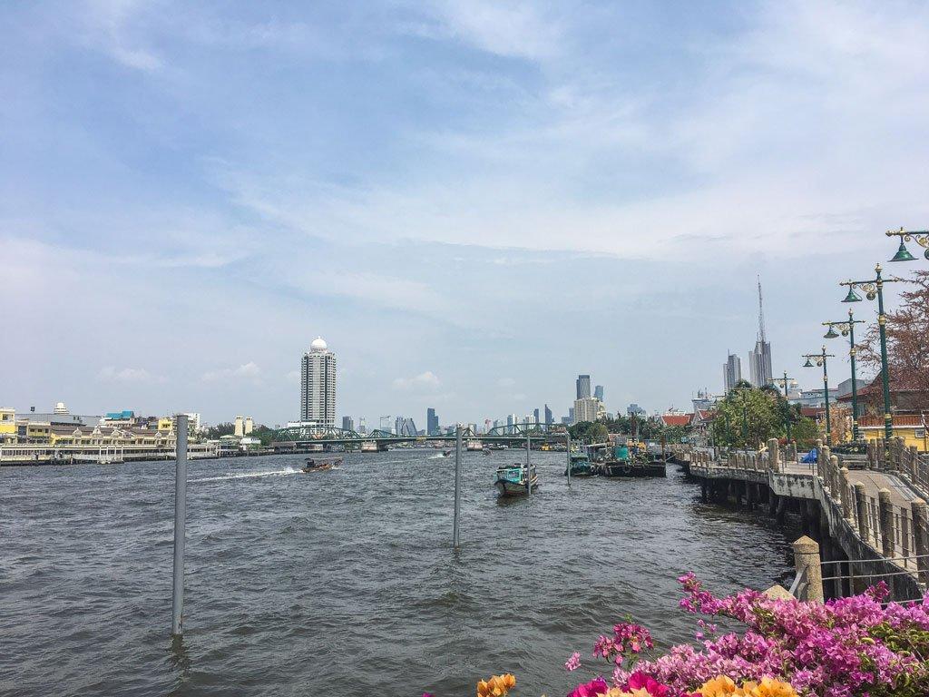passeggiata a thonburi