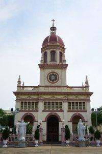 chiesa santa cruz bangkok