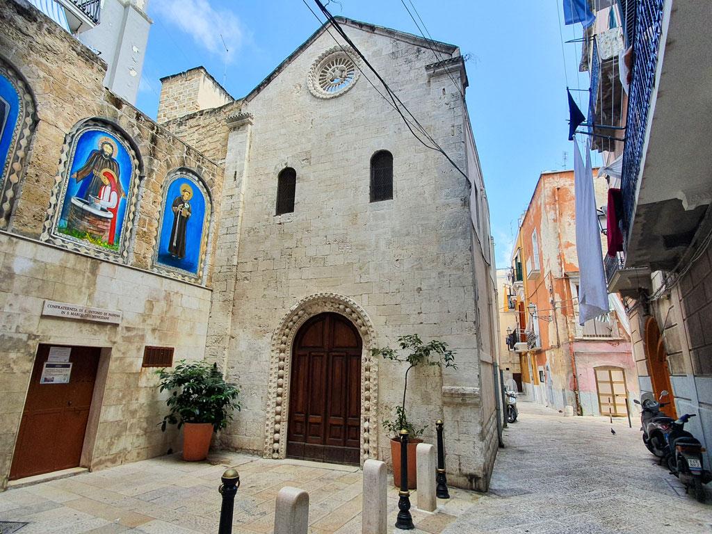 chiesa san marco dei veneziani bari