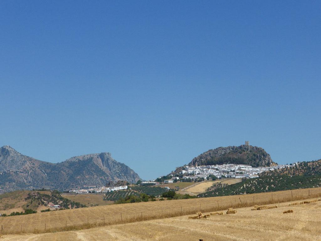 itinerario andalusia